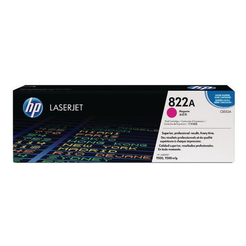 HP 822A Original LaserJet Toner Cartridge