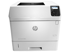 HP Laserjet Enterprise M605n A4 Mono Laser Printer