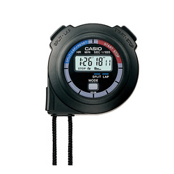 Casio Stopwatch General Digital HS-3V