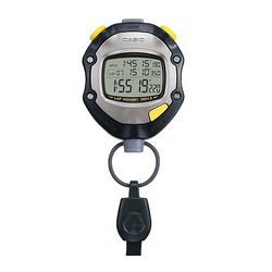 Casio Stopwatch General Digital HS-70W-1DF (CN)