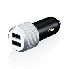 Just Mobile Highway Max Dual USB Car Charger
