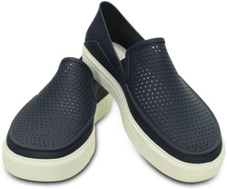 Crocs Men's Lifestyle Citilane Roka Slip-On Slippers