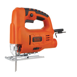 Black+Decker Single Speed Compact Jigsaw 400W JS10