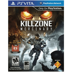 Killzone Mercenary (PS Vita Game)