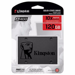 "Kingston A400 2.5"" SATA III TLC Internal Solid State Drive (SSD) - Gadgitechstore.com"