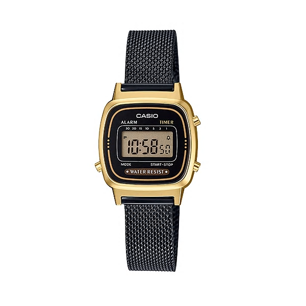 Casio Watches General Digital LA670WEMB-1DF (CN)