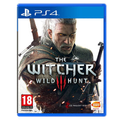 The Witcher 3 (PS4 Game)