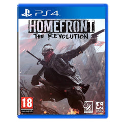 Homefront: The Revolution (PS4 Game)