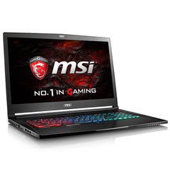 MSI GS73VR 6RF Stealth Pro Notebook