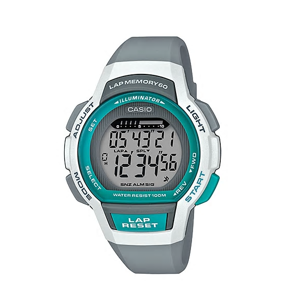 Casio Watches General Digital LWS-1000H-8AVDF (CN)