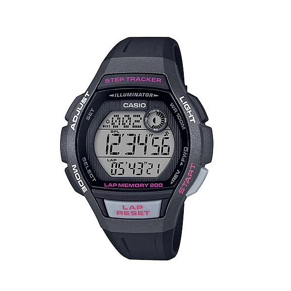 Casio Watches General Digital LWS-2000H-1AVDF (CN)