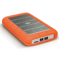 LaCie Rugged Triple USB 3.0 Mobile Hard Drive - Gadgitechstore.com