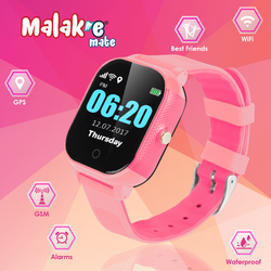 Malak-e mate1 mobile watch GPS/WiFi