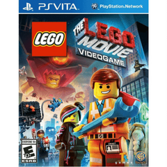 Lego Movie (PS Vita Game)