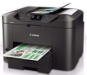 Canon MAXIFY MB5340 All-in-One Inkjet - GadgitechStore.com Lebanon