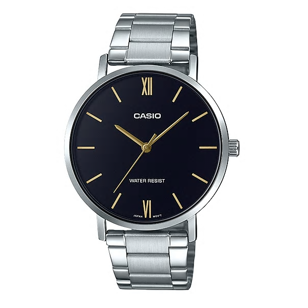 Casio Watches General Analog MTP-VT01D-1BUDF (CN)