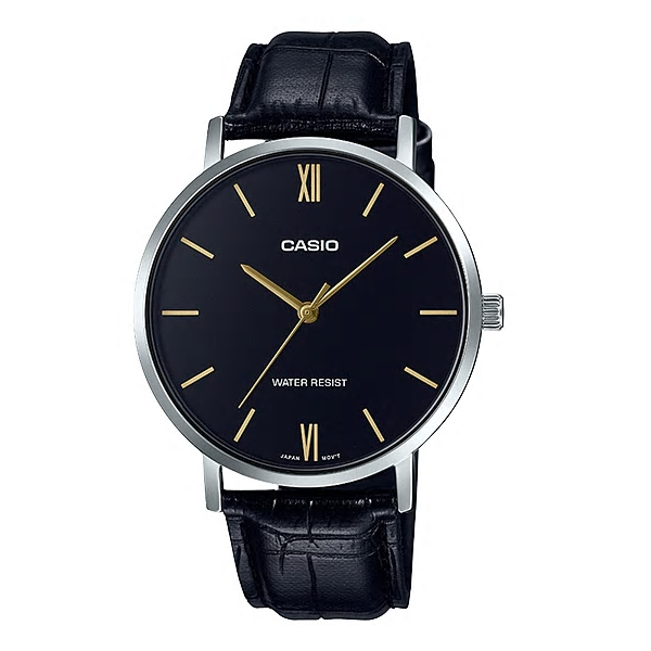 Casio Watches General Analog MTP-VT01L-1BUDF (CN)