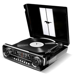 ION Mustang LP 4IN1 Classic Turntable - Gadgitechstore.com