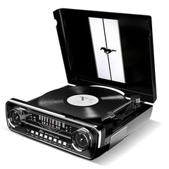 ION Mustang LP 4IN1 Classic Turntable