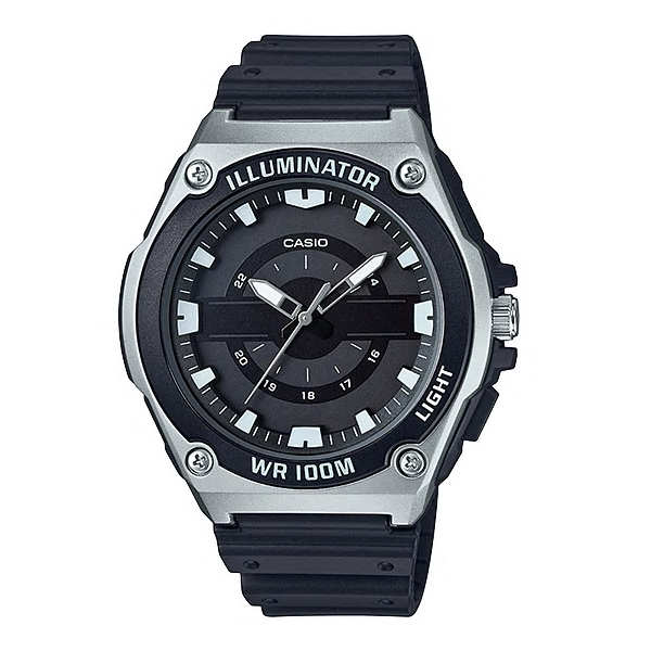 Casio Watches General Analog MWC-100H-1AVDF (CN)