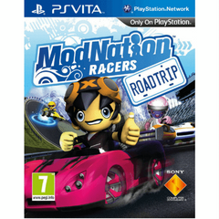ModNation Racers: Road Trip (PS Vita Game)