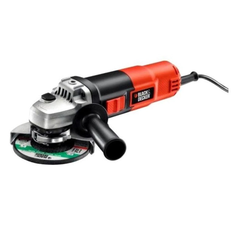 Black+Decker 820W Small Angle Grinder