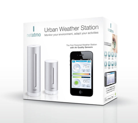 Netatmo Weather Station - GadgitechStore.com Lebanon - 2