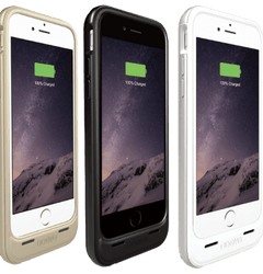 Odoyo Power+Shell Battery Case for iPhone 6/6s 3000mAh - Gadgitechstore.com