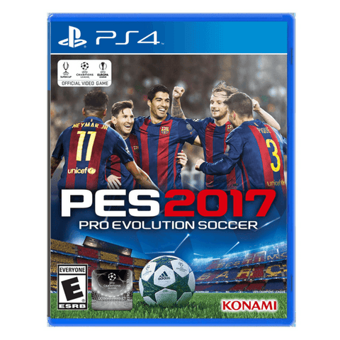 PES 2017 (PS4 Game)
