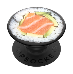 Popsockets, Salmon Roll Swappable Design