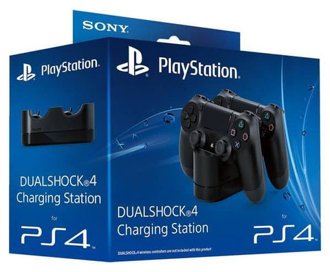 Sony PS4 Double Charger for Dual Shock Controller - Gadgitechstore.com