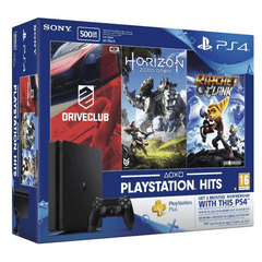 Sony Playstation 4 Slim 500GB Horizon Dawn Bundle - Gadgitechstore.com