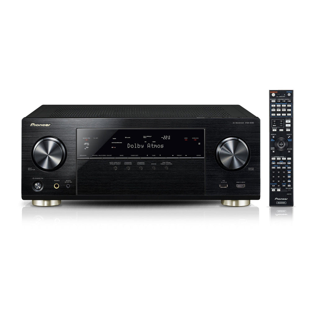 Pioneer Vsx 930 72 Channel Av Receiver Avh P3100dvd Firmware Update