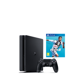 Sony Playstation 4 500GB  + FIFA 19