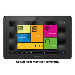 "Polaroid QUADCORE Tab 7"" ANDROID 4.4 (4GB)"