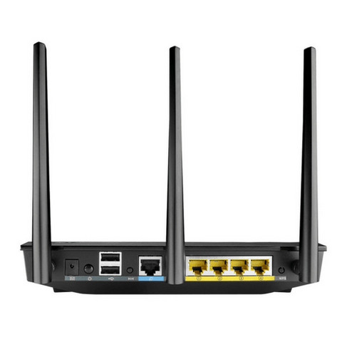 Asus Dual-Band Wireless-N900 Gigabit Router