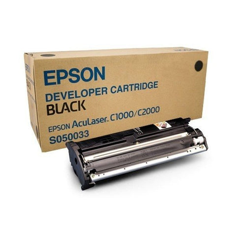 Epson Ink Toner(S050033) Color Black