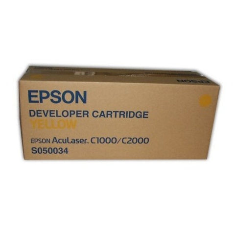 Epson Ink Toner Cartridge (S050034 - 36)