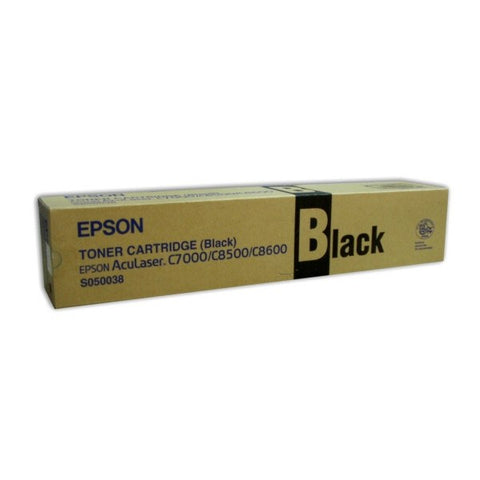Epson Ink Toner(S050038) Color Black