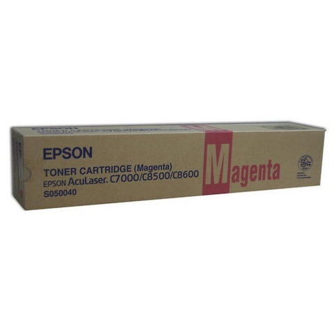 Epson Ink Toner Cartridge (S050039 - 41)