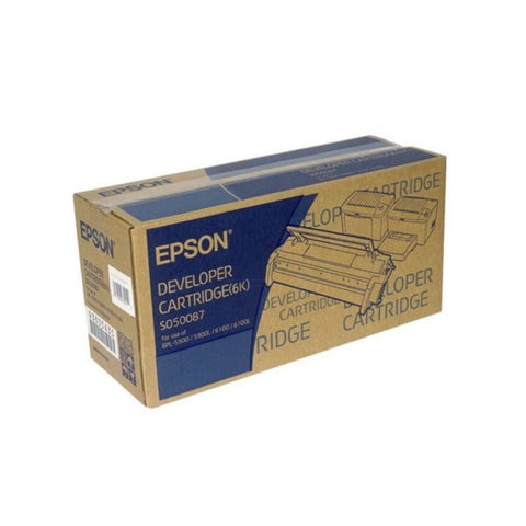 Epson Ink Toner(S050087) Color Black