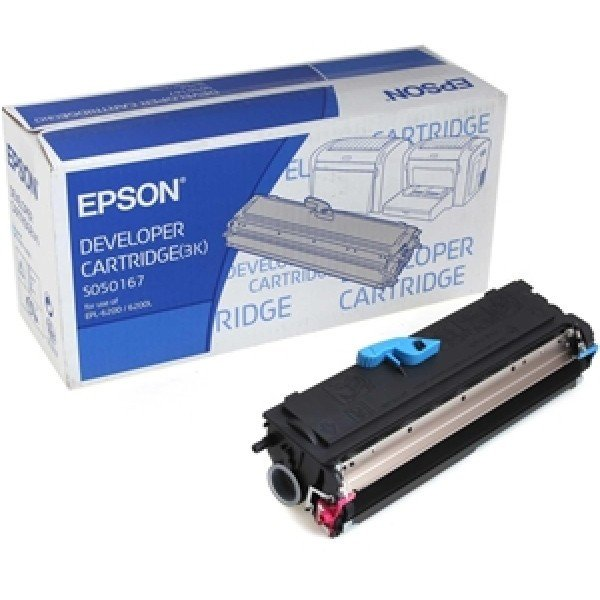 Epson Ink Toner(S050167) Color Black - Gadgitechstore.com