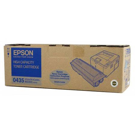 Epson Ink cartridge (S050435) Color Black