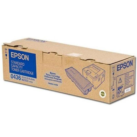 Epson Ink cartridge (S050436) Color Black