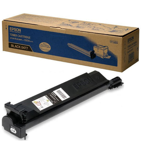Epson Ink cartridge (S050477) Color Black