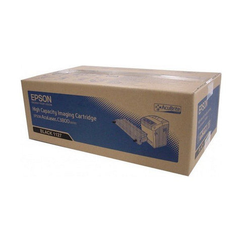 Epson Ink cartridge (S050198) Color Black
