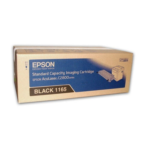 Epson Ink cartridge (S051165) Color Black