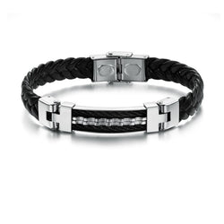 Lovecca Men Wrist Band Love SLPH816