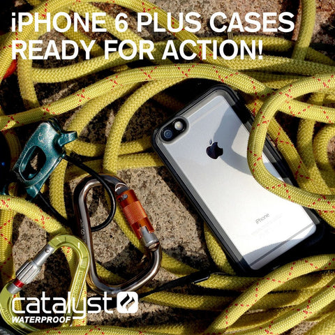 Catalyst® Waterproof Case for iPhone 6/6s Plus - GadgitechStore.com Lebanon - 4