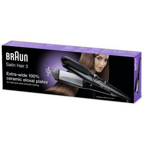 Braun ST310 ES1 Satin Hair Straightener